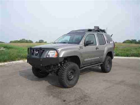 nissan xterra lifted road generation xterra autos post