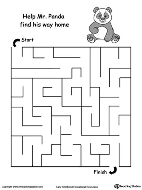 printable maze ks2 fine printable activity kids fun worksheets maze bw
