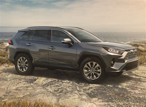 toyota new suv all new 2019 toyota rav4 gets aggressive in every way