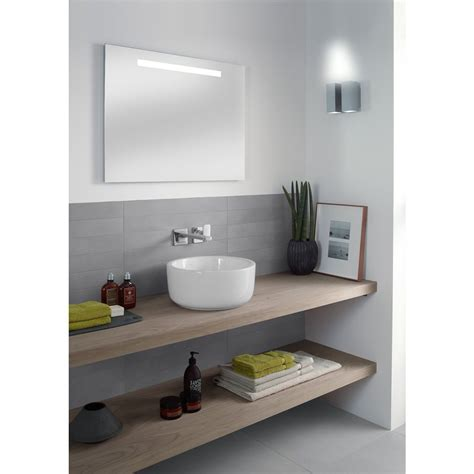 villeroy and boch bathroom mirrors villeroy boch soho subway led illuminated mirror uk