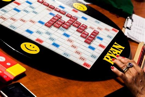 scrabble players association players go word for word at the 2016 canadian national