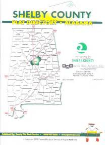 shelby county al plat book keith map service inc