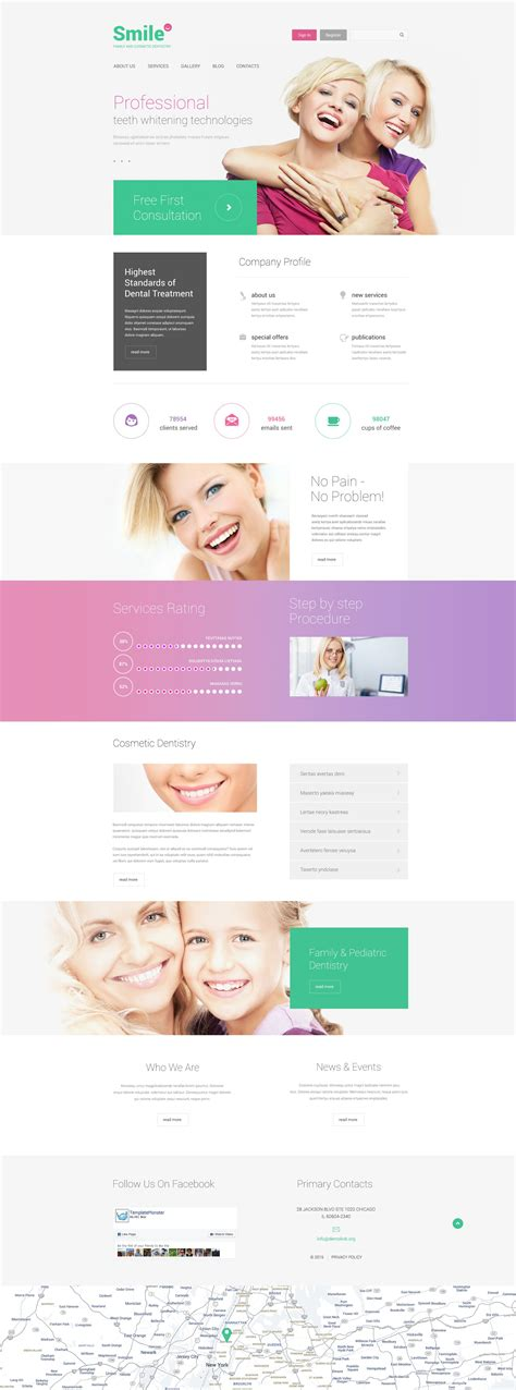 drupal themes review site dentistry drupal template