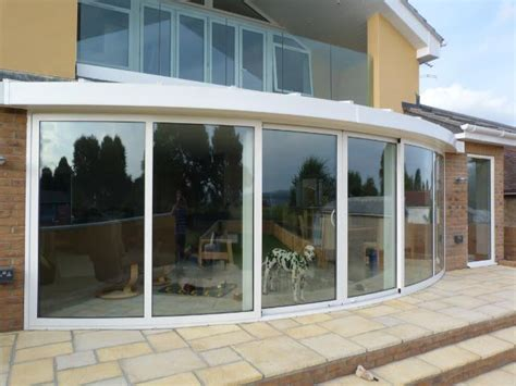 Curved Glass Doors Curved Glass Sliding Doors