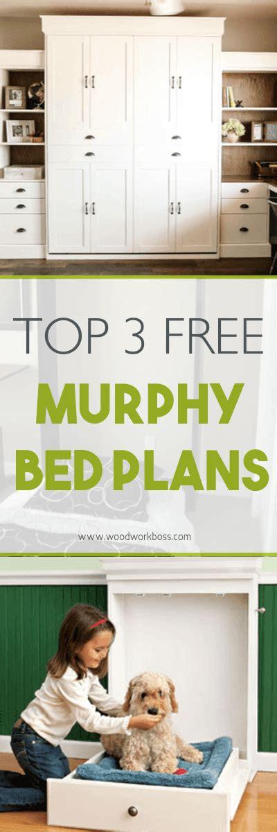 best murphy bed plans