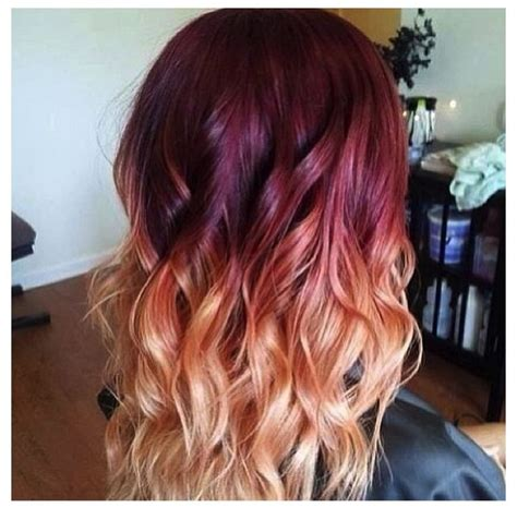 blonde and burgundy hairstyles burgundy hair color ideas best dark red hairstyles