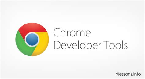 chrome developer tools working with chrome developer tools