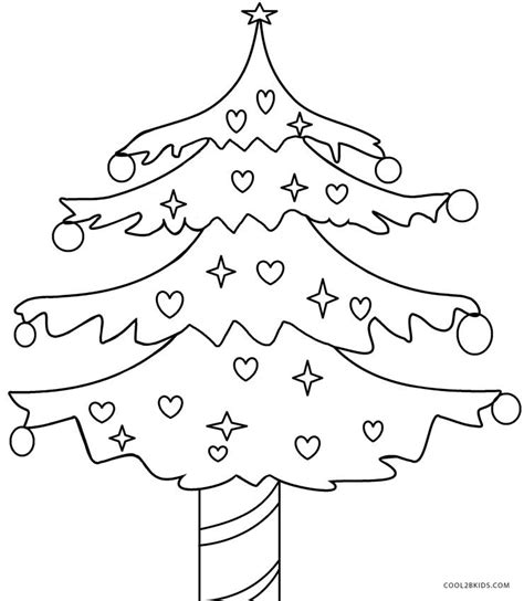 tree to color printable tree coloring pages for cool2bkids