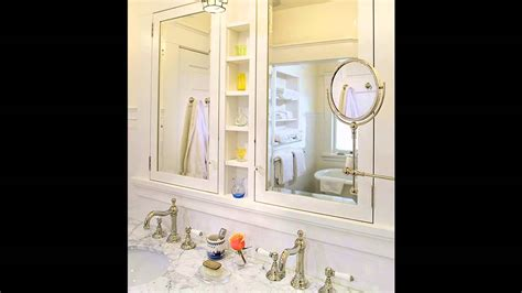 bathroom medicine cabinets ideas cool bathroom medicine cabinet ideas youtube