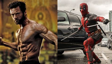 hugh jackman deadpool hugh jackman talk deadpool wolverine