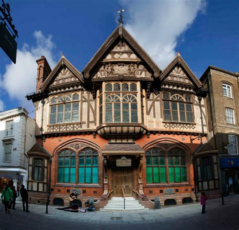 house of que the beaney house of art knowledge en canterbury uk