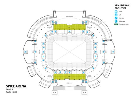 wembley arena floor plan setia spice