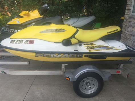 sea doo hx 1997 for sale for 2 400 boats from usa - Does Sea Doo Make Boats Anymore