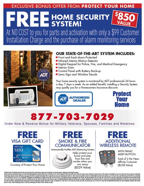 news adt protect your home on home adt packages deals