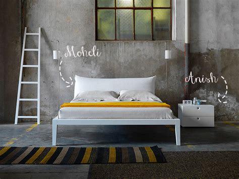 letti design offerte letti design di horm qual 232 il tuo stile