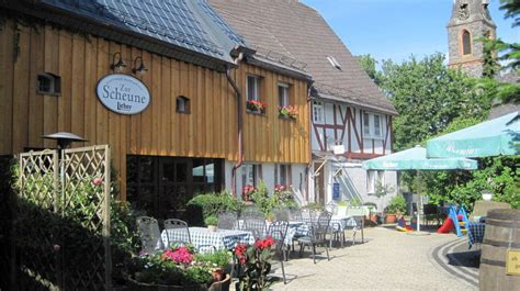 quot gasthaus zur scheune restaurant vom hotel r 246 ttger quot hotel - Gasthaus Zur Scheune