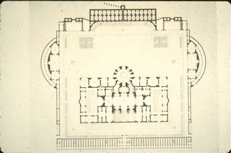 baths of caracalla floor plan the late roman empire 193 ad 337 ad art history 104 with