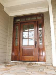 Residential Front Doors Residential Front Entry Doors With Glass Panels