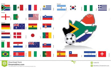 south america map and flags south africa map and flags vector stock photos image