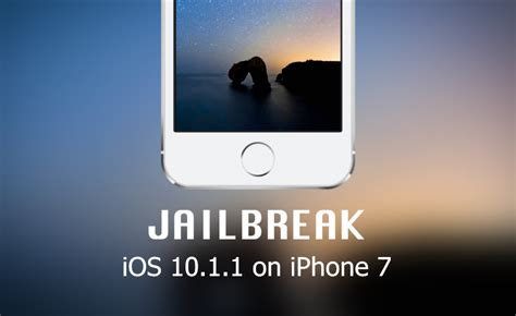 get a stable iphone 7 7 plus jailbreak on ios 10 1 1 with extra recipe yalux 3utools