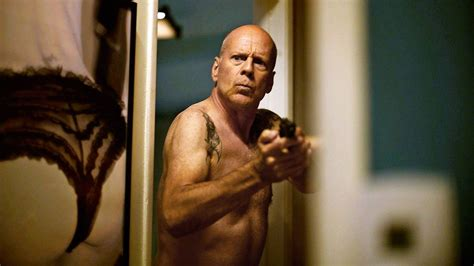 Bruce Willis Has Really Low Standards by Bruce Willis Gets Lost In The Lame Comedy Once