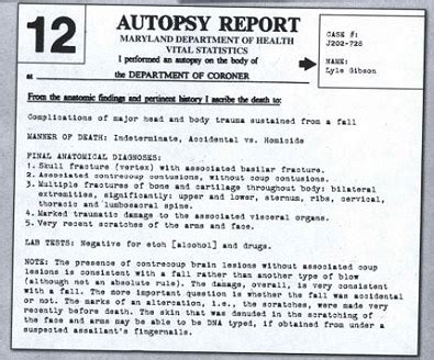 princess diana autopsy report lyle gibson wiki 24 fandom powered by wikia