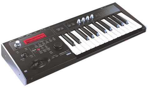 Keyboard Korg Micro korg micro x mcquade musical instruments