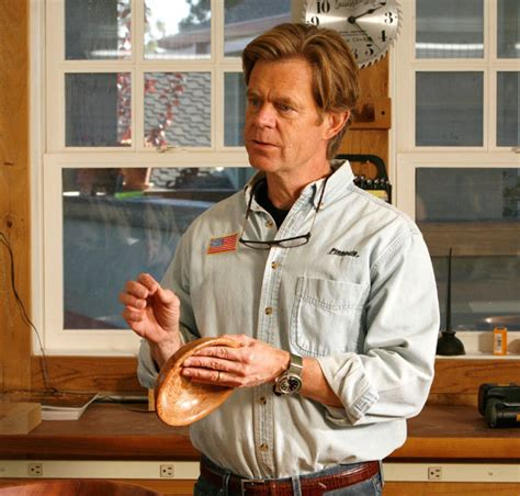 william  macy woodturner finewoodworking