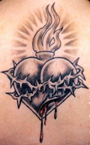 gothic heart tattoo designs 13 awesome tattoos