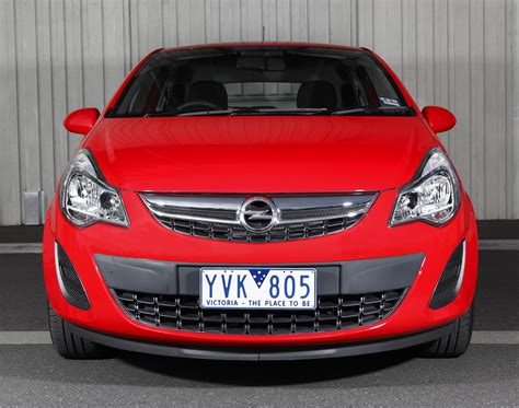 opel corsa sedan opel corsa review caradvice