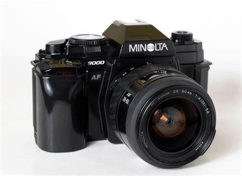 minolta camara back to film camera choices for sony minolta a mount