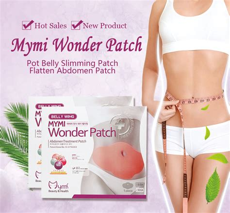 Mymi Patch Slimming Patch Koyo Pelangsing Made In Korea china sale mymi slimming patch for belly high quality sale mymi slimming