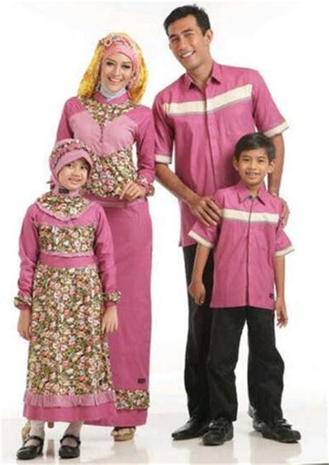 Baju Muslim Modern 2015 10 contoh baju muslim batik modern 2015