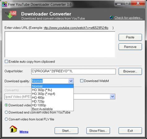 download youtube encoder free youtube downloader converter download freeware de