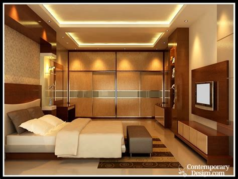 stencil bedroom bedroom lcd wall designs
