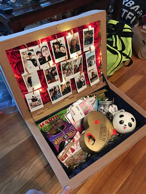 diy gift ideas for wife birthday top 101 best gift ideas i made a treasure chest out of paper for my girlfriend