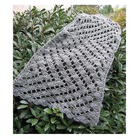 written zig zag crochet pattern zig zag crochet stole annette petavy design