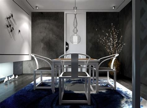 living dining room lighting modern interior design