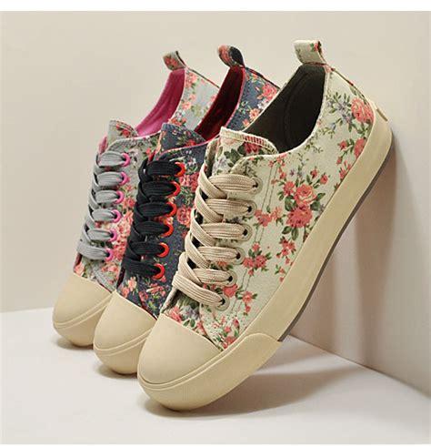 co dei fiori scarpe acquista all ingrosso fiore di scarpe da ginnastica