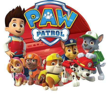 Obraz znaleziony dla: paw patrol