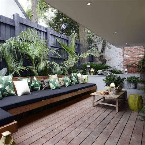 Outdoor Backyard by Best 25 Deck Seating Ideas On Deck Bar