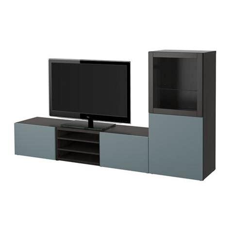 besta grau t rkis bessto schrank f 252 r tv kombiniert glast 252 ren schwarz