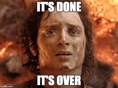 We Are Done Meme - after doing hot yoga for the first time imgflip