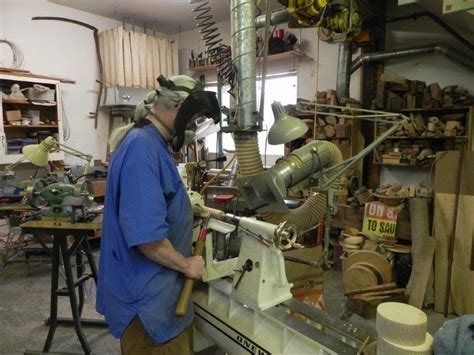 woodturning safety tips   lathe
