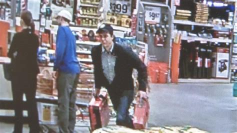 looking for thieves stealing from home depot wsyx