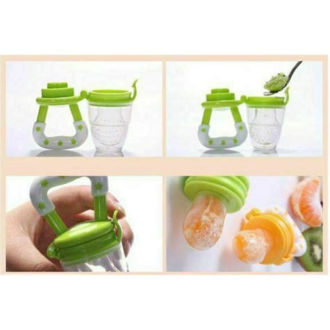 baby food bite feeder silicon fruit pacifier