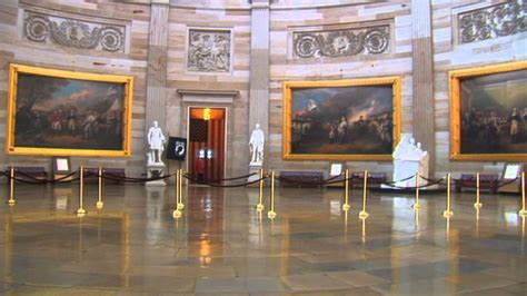 Who Is The Us Of The Interior by Rotunda Inside Of The United States Capitol Building In