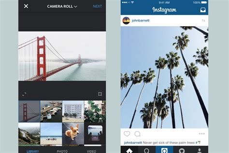 instagram layout not square not only square instagram users can now also share photos