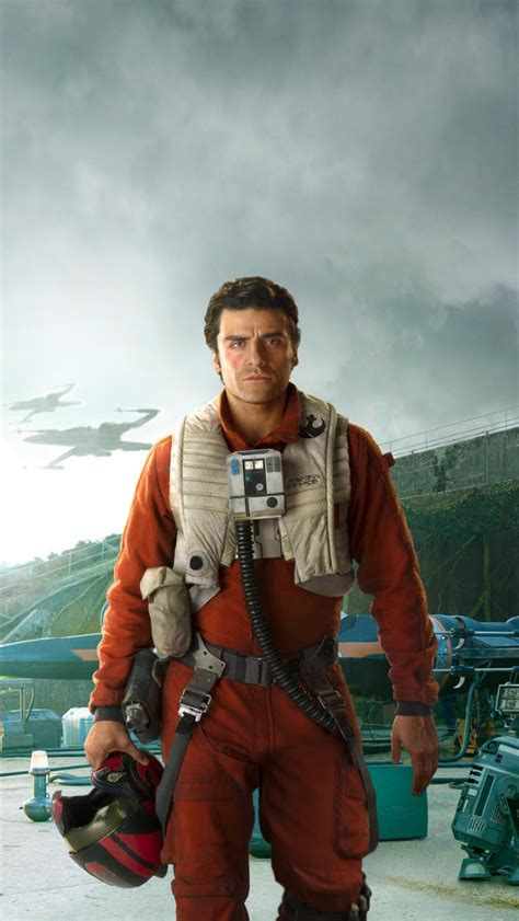 star wars poe dameron poe dameron iphone 5 wallpaper 640x1136
