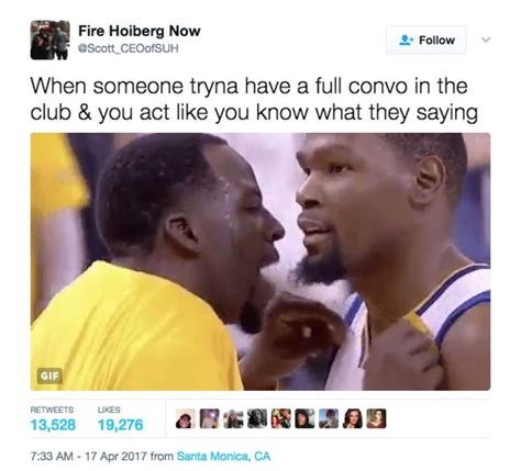 kevin durant confirms he loves that meme with him and